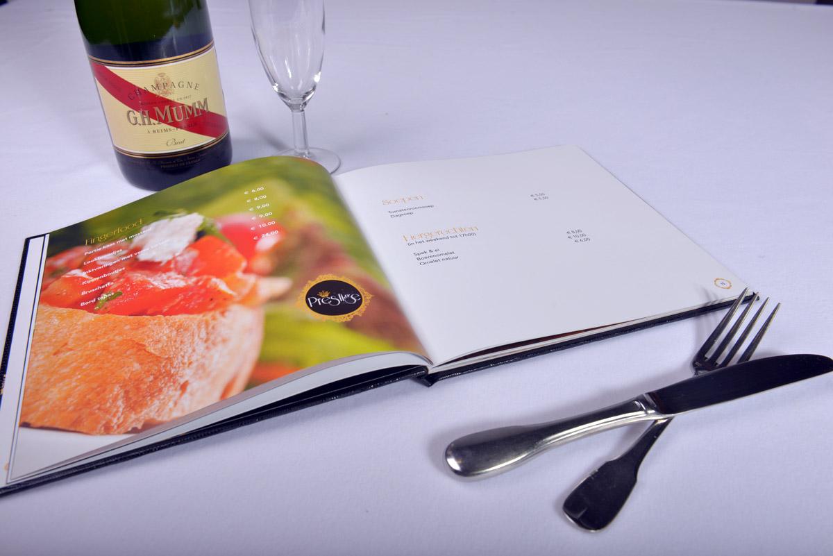 menuboek