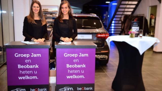 Beobank - Groep Jam